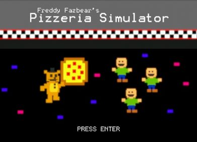 Fnaf World Simulator Demo 2 - Five Nights Games