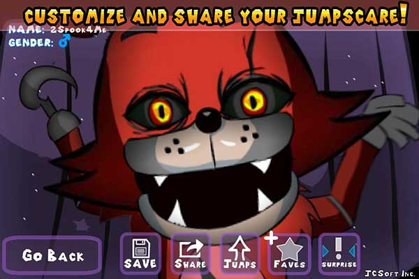Download Animatronic Jumpscare Factory