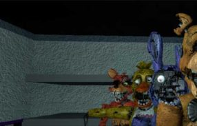 Five Nights At FredBears (Crayyee_FoX)