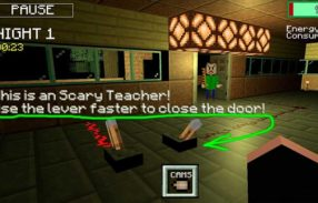 Five Nights at Scary Teacher